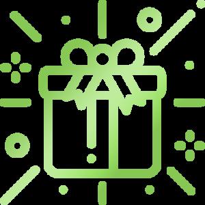 Бонус в подарок