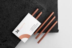Блестящие и металлические структуры в дизайне
