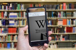 Ссылки в Википедии