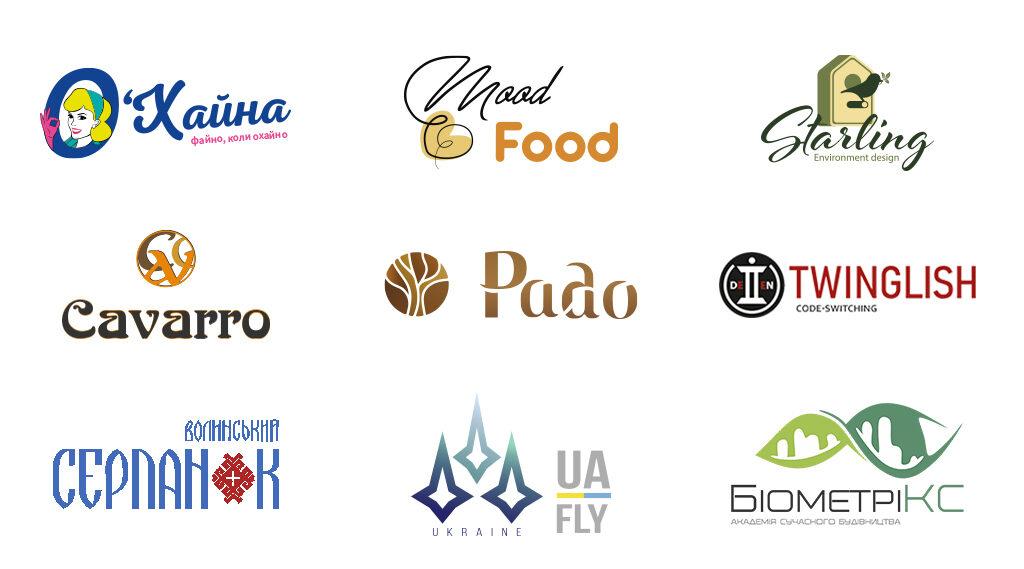 Разработка логотипа Киев