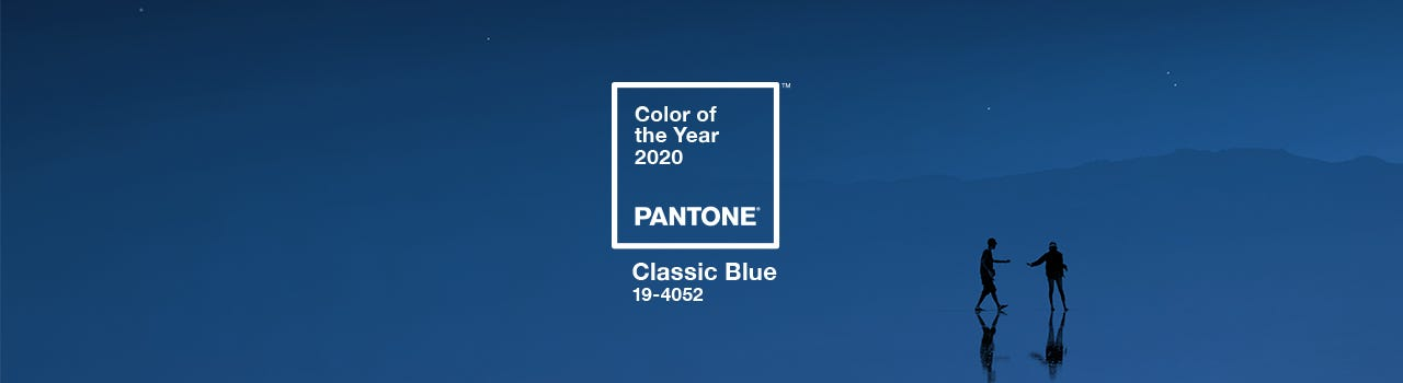 Цвет 2020 года по версии Pantone