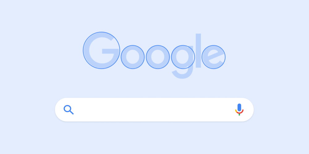 Логотип поиска Google
