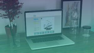 создание сайта визитки UAFly