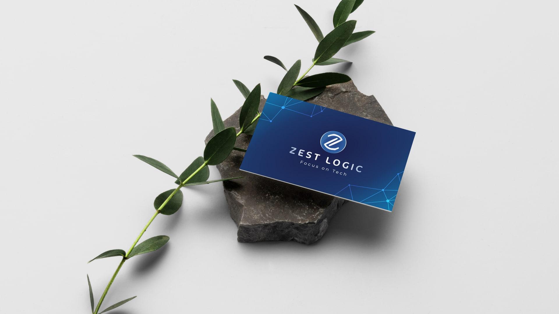 Zest Logic - створення логотипу