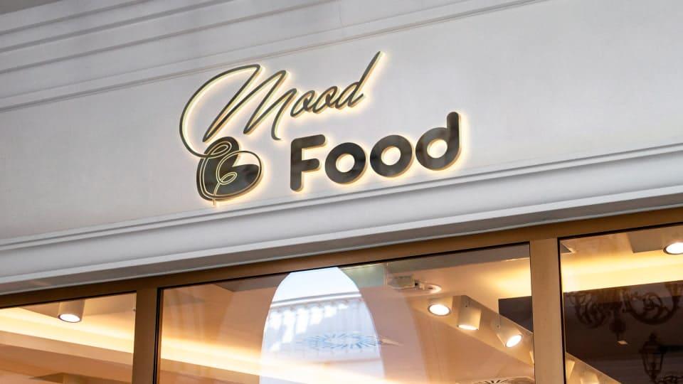 MoodFood - нейминг и создание логотипа